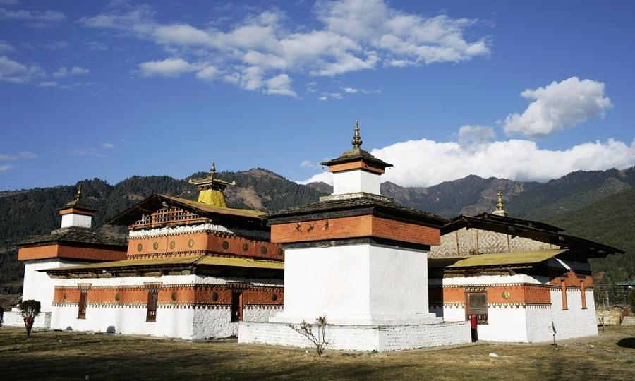 Les incontournables à voir au Bhoutan