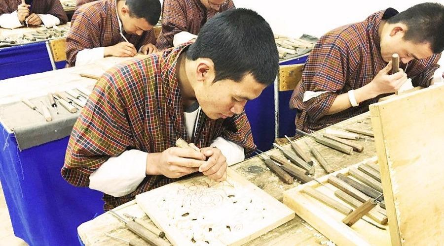 Que faire à Timphou, capitale du Bhoutan