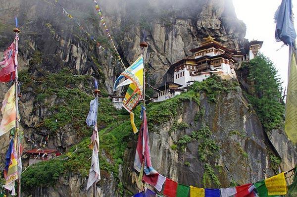 Où faire de la randonnée au Bhoutan ?