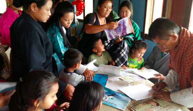 L'éducation des enfants revue foncièrement au Bhoutan