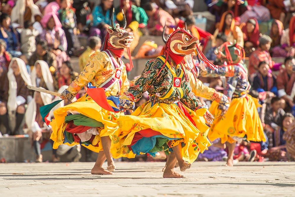 Festival Tsechu