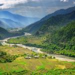 Géographie du Bhoutan